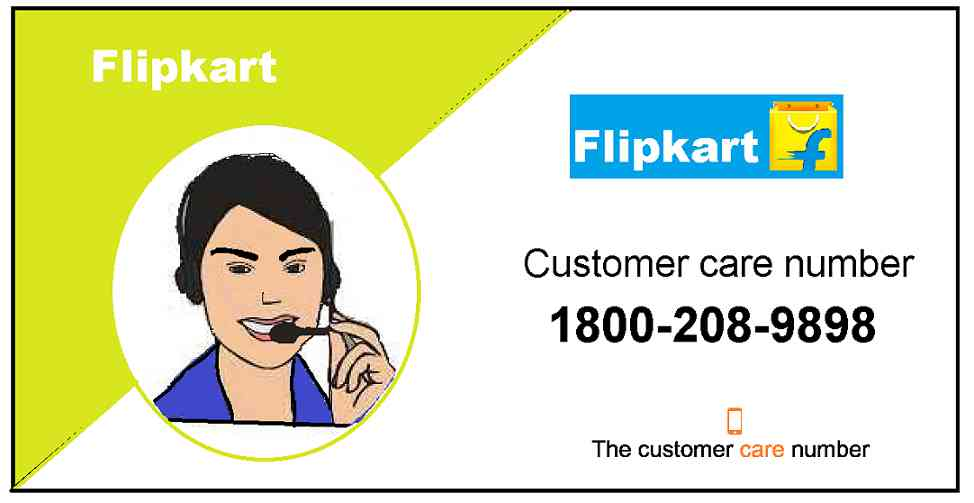 flipkart customer care